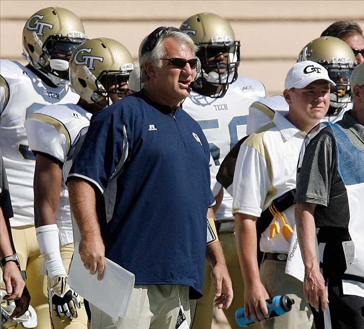 Georgia Tech Defensive Coordinator Ted Roof Named 2013