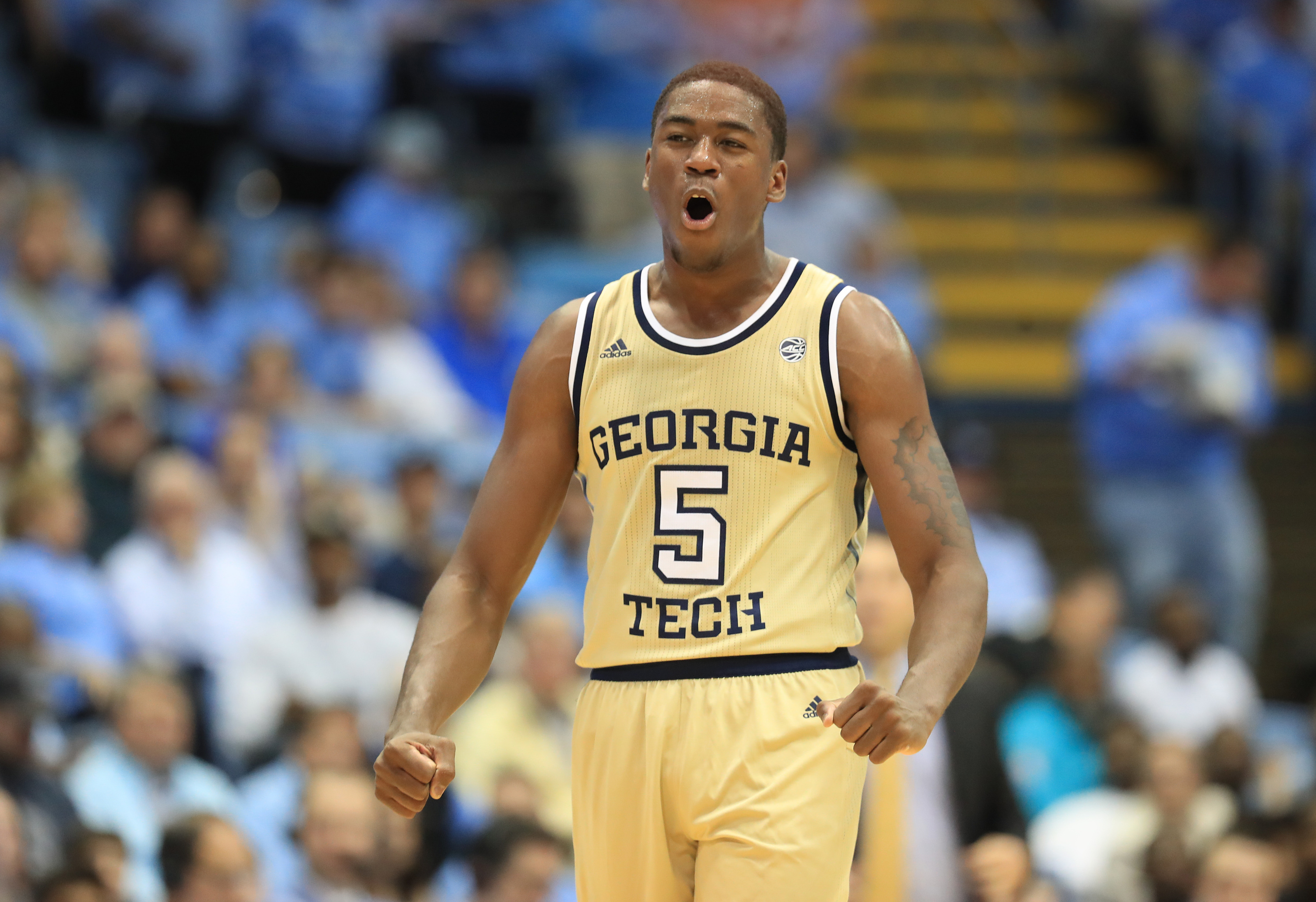 Georgia Tech Basketball: Jackets Player of the Game Against Syracuse